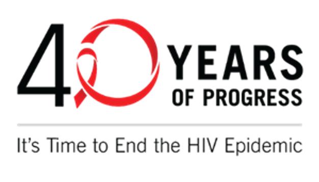 40 years of HIV progress image